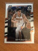 2017-18 Donruss Optic Devin Booker Base #117 Phoenix Suns