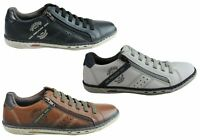 NEW PEGADA ETHAN MENS LEATHER SLIP ON COMFORT CASUAL SHOES MADE IN BRAZIL