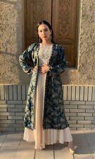 Rare Antique Vintage Silk Uzbek Robe Dress Best Gift Chapan Sale Was $136.00