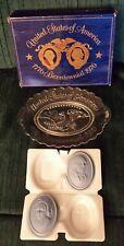 Vintage Avon United States of America Bicentennial 1776-1976 Plate & Soap set
