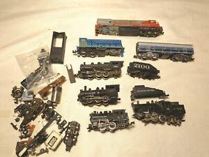 Lot of N Gauge Locomotives & Diesels / N Gauge