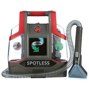 Portable Carpet And Upholstery Spot Cleaner Spotless Pet Cleanup Easy Use Clean