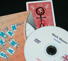 Stickman Sam -- JB Magic --drawing reappears on selection --CLEARANCE     TMGS