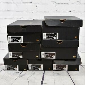 Lot of 7 Assorted Never Used Kids/ Youth Jordan Shoes in Various Styles -BBR2282