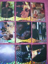 Babylon 5 Season 5 X9 Sleeping in the Light chase cards Fleer/SkyBox 1998 VFN