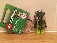 LEGO Ninjago VENOMARI Warrior [850443] Portachiavi nuovo di zecca con etichette