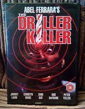 Abel Ferrara's Driller Killer (1979) Shock Horror DVD
