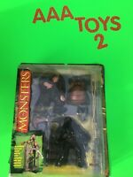 McFarlane Toys Monsters Series 1 HUNCHBACK of Notre Dame Playset MOC 1997