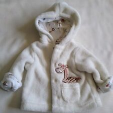Babyworks 0-3 Month Baby Coat Zoo Animals