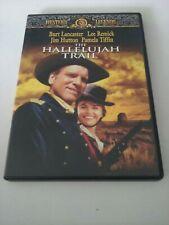 The Hallelujah Trail (DVD, 2001, Western Legends) WS Burt Lancaster RARE