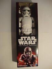 """Star Wars Stormtrooper 12"""" titan figure the force awakens BNIB"""