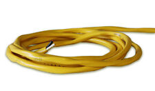 100 Feet 12 Gauge In-Wall/In-Room YELLOW Speaker Cable. 12/2 Wire. 99.99% Copper
