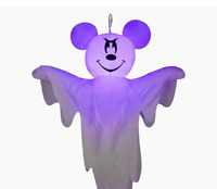 NEW Gemmy Halloween Disney Pixar 4.5-ft x Lighted Mickey Mouse Inflatable Ghost