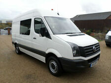 Crafter MWB Commercial Vans & Pickups with Immobiliser