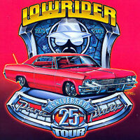 Lowrider 25th Anniversary Tour by Various Artists CD 2001 2 Discs Thump