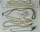 Lot+of+Vintage+Antique+Pearls%2C+Loose+%26+Jewelry+from+my+Grandmothers+Estate