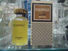 EQUIPAGE HERMES edt 60ml splash after shave rare vintage perfume