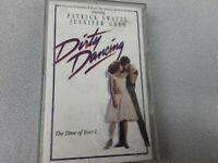Dirty Dancing Original Soundtrack Cassette Tape