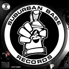 Suburban Base Limited Official Slipmats - Spaycan