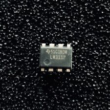 (PKG of 10) LM311P Differential Comparator, PDIP-8, Texas Instruments