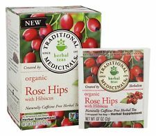 Traditional Medicinals Organic Rose Hips Tea - 16 Tea Bag