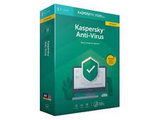 Kaspersky Antivirus 2019 1 Gerät / PC 1Jahr Vollversion Lizenz Key ESD Download