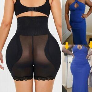 Women Buttock Padded Panties Hip Enhancer High Waist Shaper FAKE ASS Butt Lifter