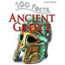 '100 Facts Ancient Greece' by Fiona MacDonald Paperback Book *Free UK P+P*
