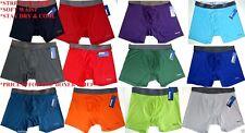 Reebok Men's Boxer Brief S M L Blue Red Black Green Athletic Sport Underwear New