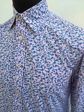 Boden Long Sleeve Floral Casual Shirts & Tops for Men