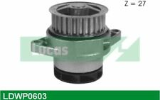 LUCAS Water Pump LDWP0603 - Discount Car Parts