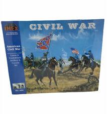 IMEX American Civil War Union & Confederate Artillary & Cavalry Set No 604 1/72