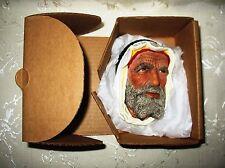 "New in the Original Box, Mint Bosson Head ""Syrian"" - Vibrant Colors! No. 36 1957"