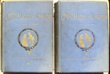 The Comic History Of England Gilbert A'Beckett [2 vols] 2nd enlarged ed. c.1870