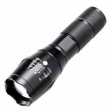 Súper Brillante 5000Lm CREE XM-L T6 Led Ajustable Foco Linterna con Zoom