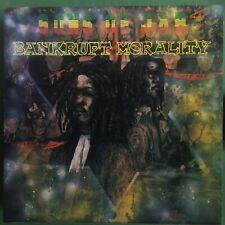 "Sons Of Jah - Bankrupt Morality  Natty Congo PFULP 3501  UK  1978   ""top vinyl"""