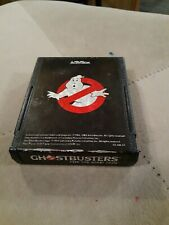 GHOSTBUSTERS by ACTIVISION for ATARI 2600▪︎ CARTRIDGE ONLY ▪︎ FREE SHIPPING ▪︎