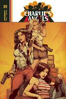 Charlie's Angels #1 A Regular David Finch & Jimmy Reyes Cover VF+/NM+
