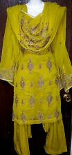 S size 38 Readymade stitched Salwar kameez indian Punjabi bollywood suit saree