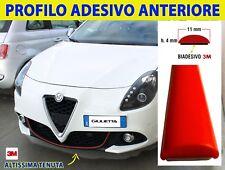 Profilo Adesivo Paraurti Anteriore e Posteriore Tuning Alfa Romeo Giulietta JTDM