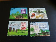 PALAU 1987 SG 208-211 LINKS WITH JAPAN MNH