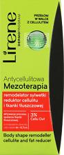 Lirene Anticellulite Mezotherapy Fat Reducer Body Shape Remodeller 200ml