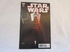 Star Wars #50 Marquez Variant - Signed by Kieron Gillen - Marvel 2018 New