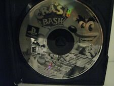 Crash Bash Sony PlayStation 1 PS1 Video Game Disc Only!