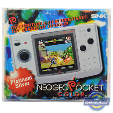 1 x NEO GEO Pocket Color Console BOX PROTECTOR Strong 0.5mm PLASTIC DISPLAY CASE