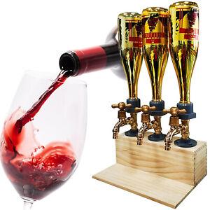 Wooden Whiskey Liquor Dispenser,Shot Dispenser,Alcohol Dispenser Bottle Mount