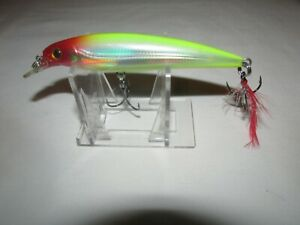 #1197  RAPALA RATTLING FEATHER TAIL, TOPWATER FISHING LURE