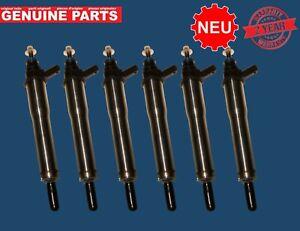 6 x MERCEDES E-CLASS A2720700187 W212 W207-W219-350 CGI Einspritzdüse Injektor