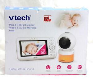 """VTECH BM4700 4.3"""" Pan & Tilt Full Colour Video & Audio Monitor - BRAND NEW"""