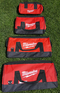 Milwaukee Werkzeugtasche Contractor Bag  Arbeitstasche Werkzeug Tasche aus Nylon